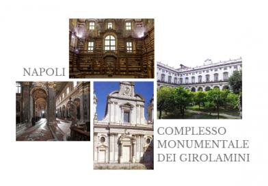 Il Complesso Monumentale dei Girolamini a Napoli