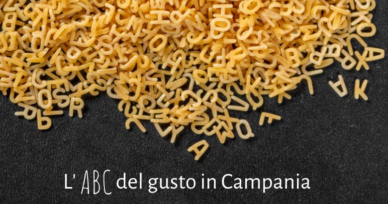 Campania prodotti tipici gastronomia